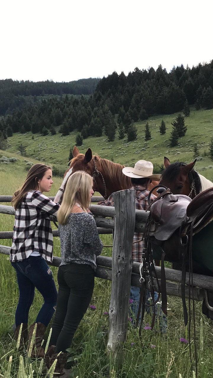 Pryor Mountain Ride