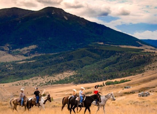 Red Lodge Horseback Riding